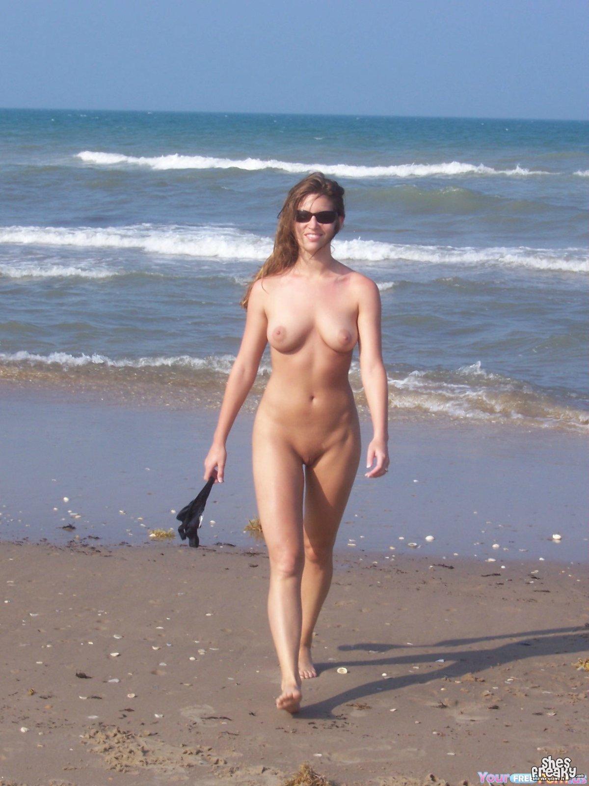 Mature Nude Beach Photos