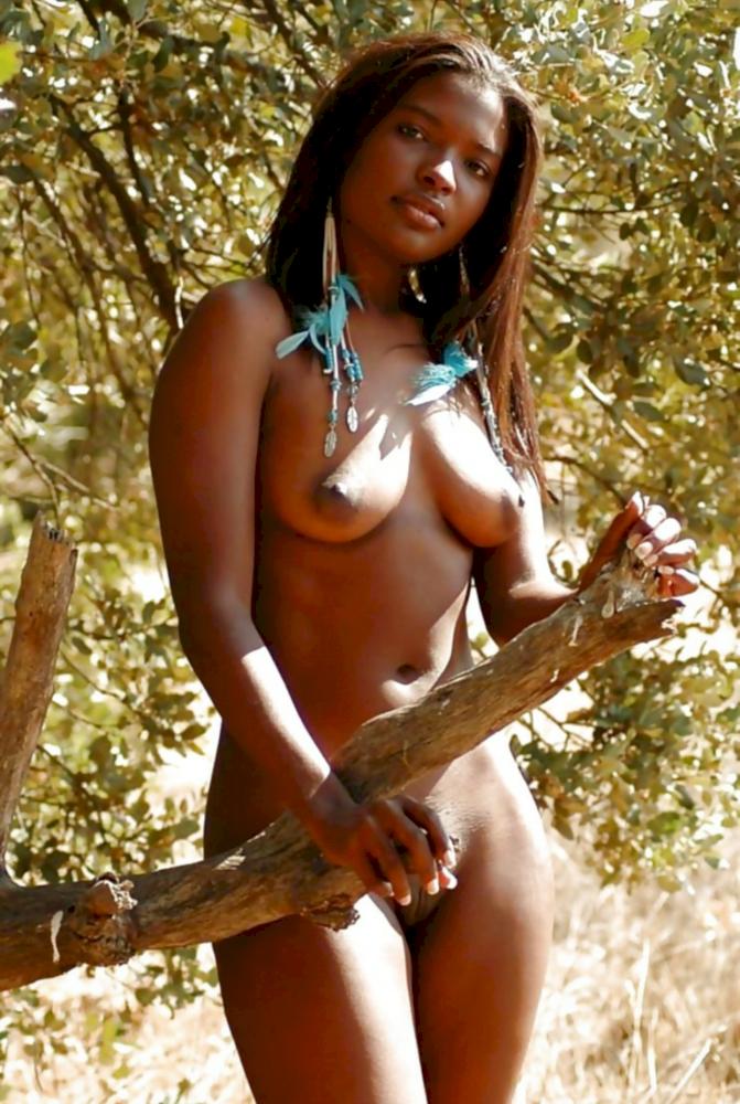 Warm Ethnic Naked Women Gif