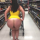 Grocery store titties