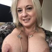 A bunch of milf titties