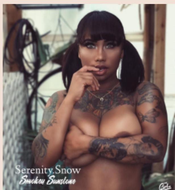 serenity snow xxx