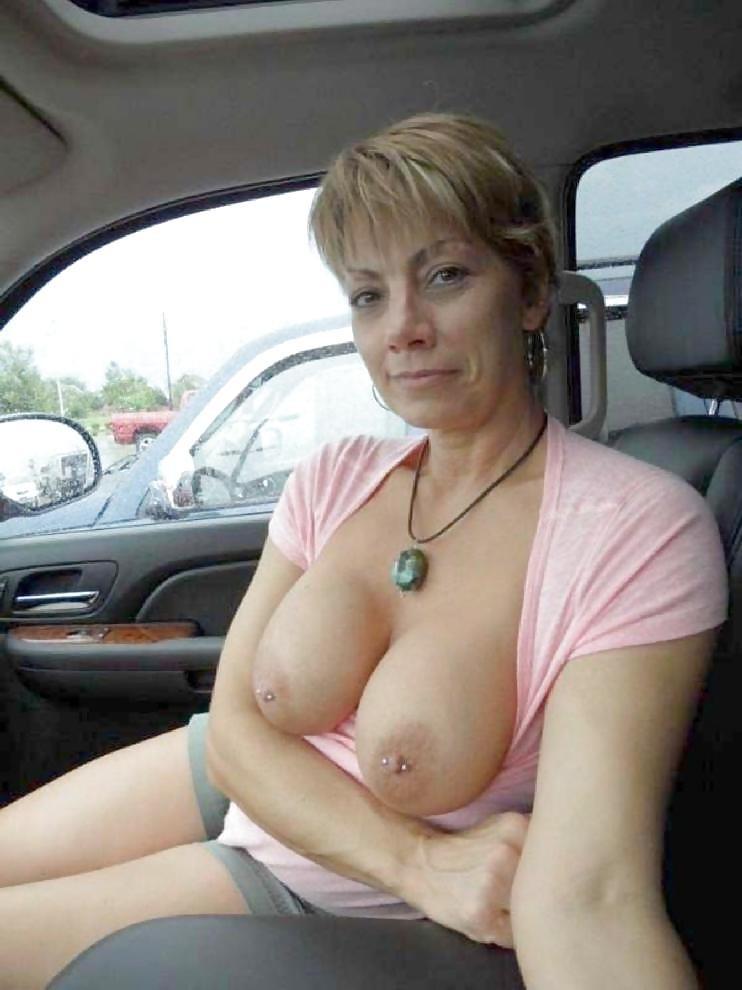 big the car boobs in Sex