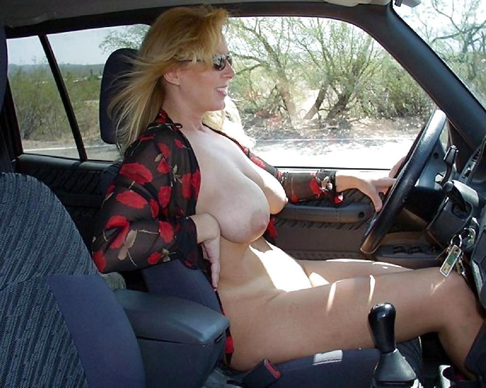 Wife backseat sex pics