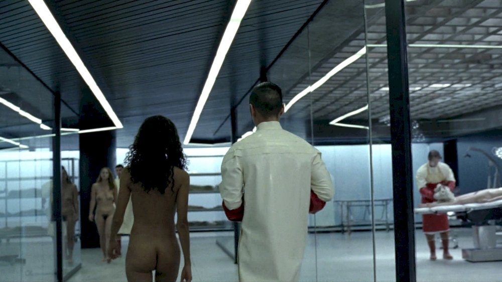 Thandie newton nude sex scene in the leading man movie scandalplanetcom