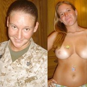 3 MILITARY BITCHES