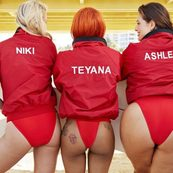 BAYWATCH PHOTO SHOOT