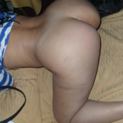 Latina with juicy pussy