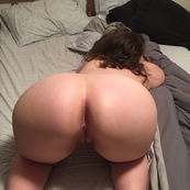 Girlfriend Face Down, Ass Up