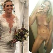 Horny White Bride