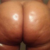 Juicy phat azz!