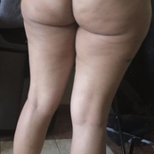 Wife's Juicy Ass