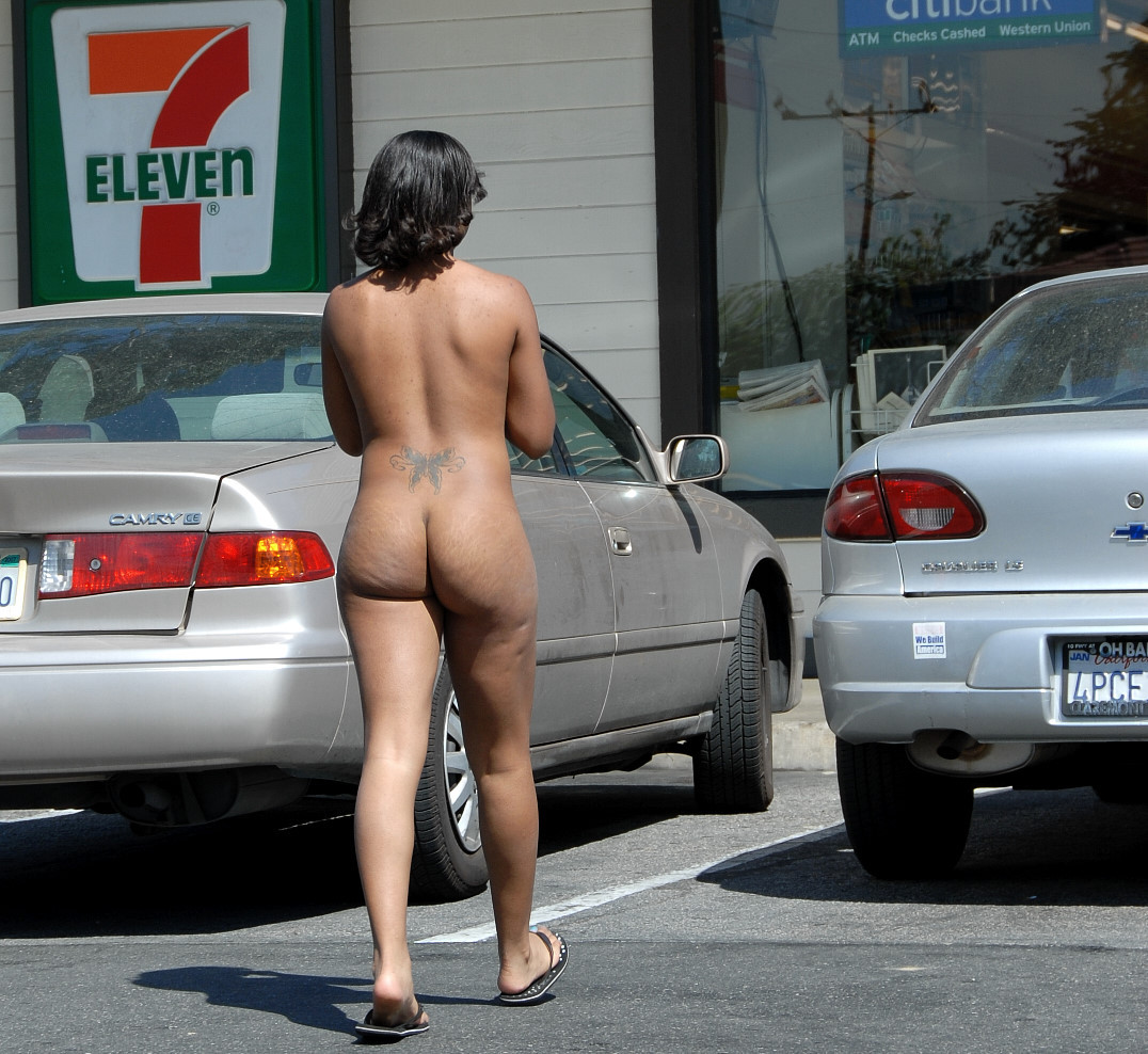 Amateur Girls Naked In Public