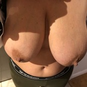 Mostly Big Amateur Titties
