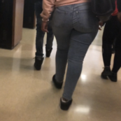 Thick Teen Phat Ass