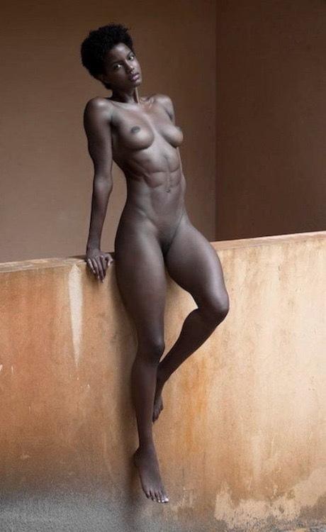 black super models Nude