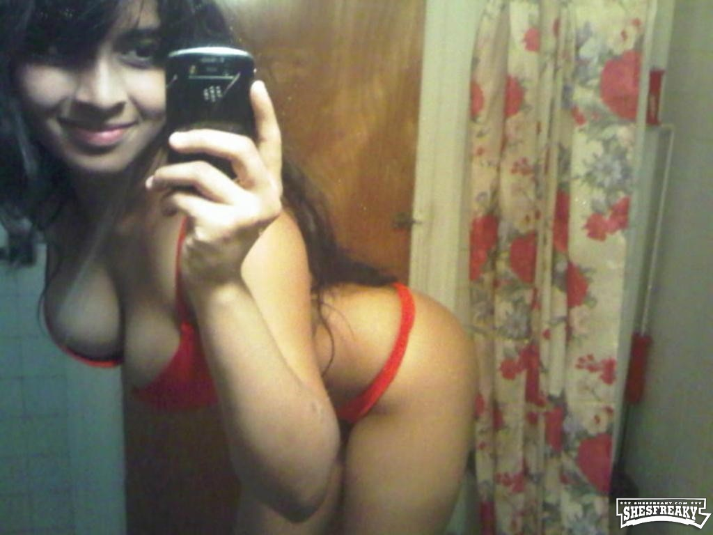 Desi Girl With Nice Perky Breast - Shesfreaky