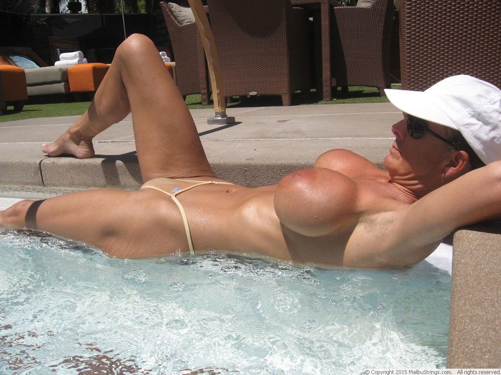 Msdchen string bikini