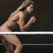 WWE Charlotte - ESPN Body Issue
