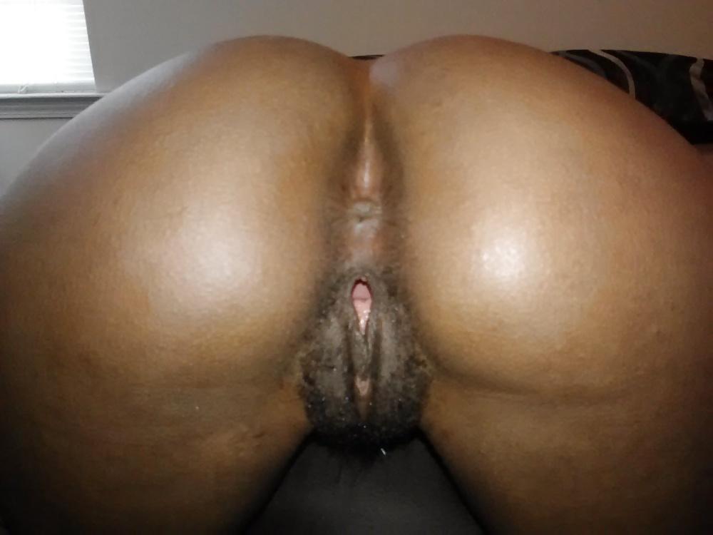 Schwarze Muschi