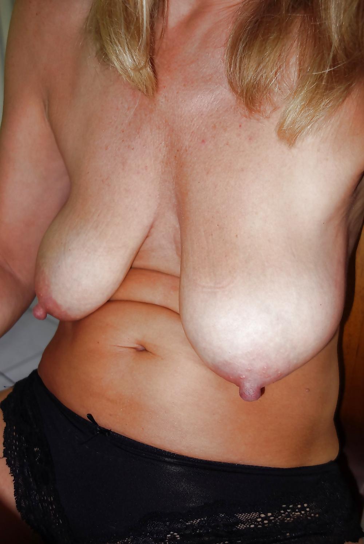 Saggy Natural Boobs - Shesfreaky-9058