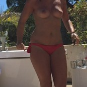 Priscilla Betti (french singer) nude photos leaked