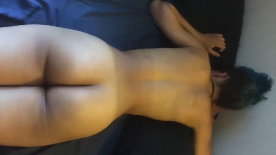 cum in open asses