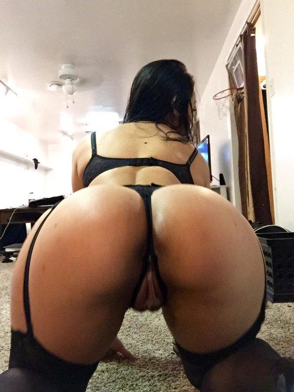 Fat ass and titties