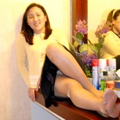korean MILF nude at hotel