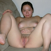 ugly fat chinese shaved pussy