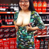 Chinese Exhibitionist
