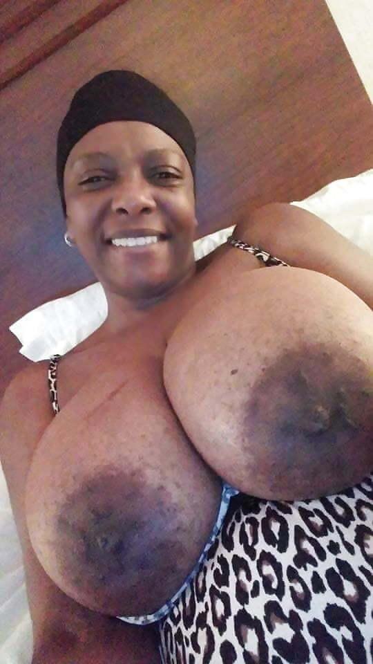 Ebony Milf With Big Tits - Shesfreaky-5075