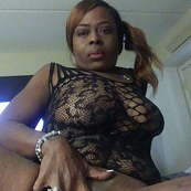 Granny Ebony Freak