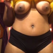 Periscope Freak w/ BIG tits