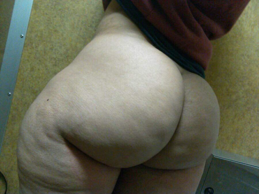 Chubby girl butts