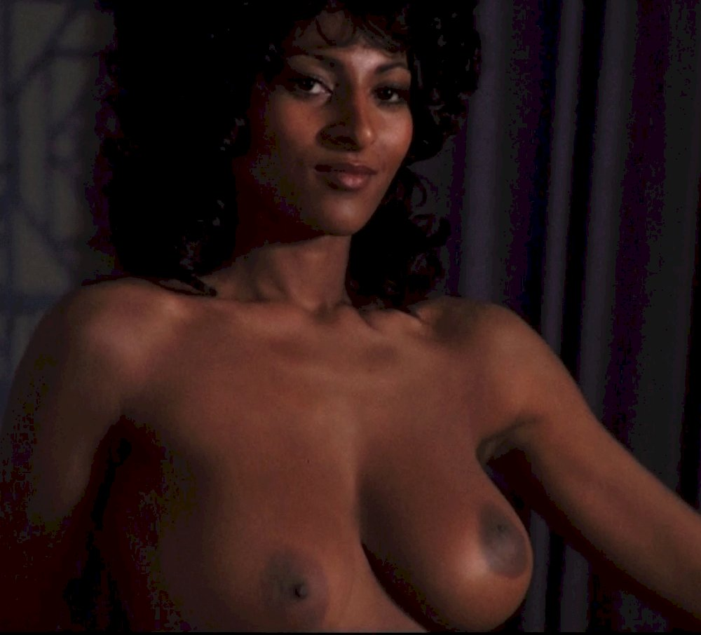 Pam griers boobs