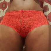 My Red BoyShorts