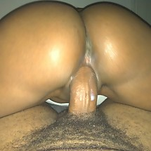 Wet Pussy on my Dick