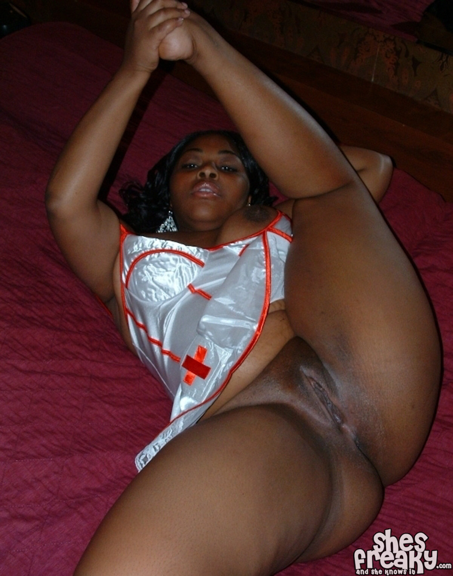 Thick ebony porn gallery