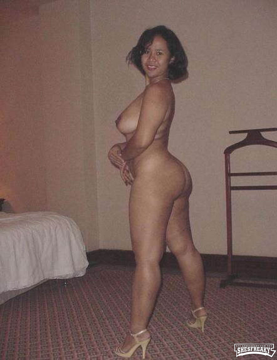 Real thick hispanic milf