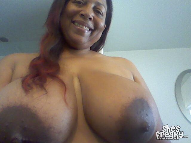 Sexy big juicy boobs
