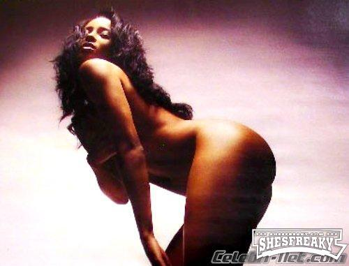 Celebrity African American Female Nude Pics