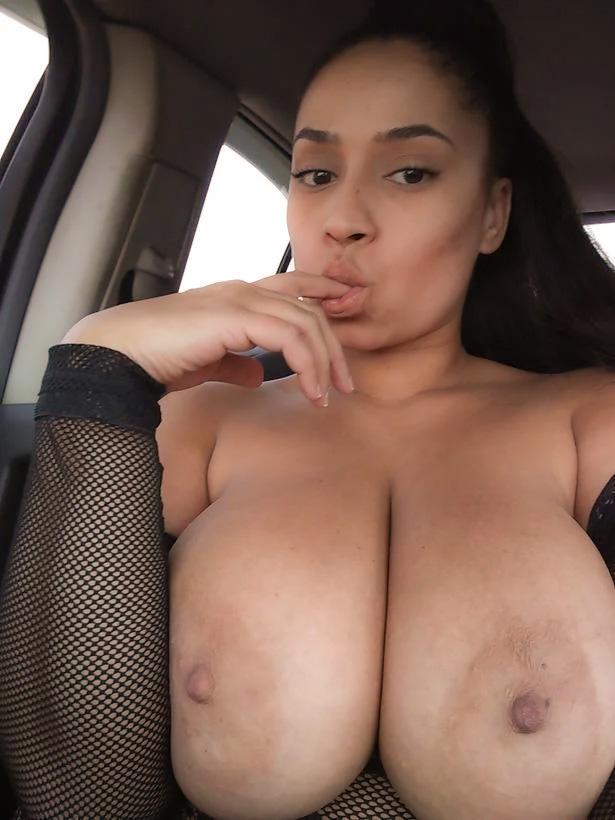 Chubby Black Girl Riding