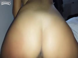 Freaky ass latin girl making me nut