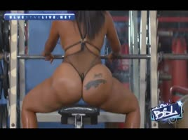 Cubana Lust Big Booty