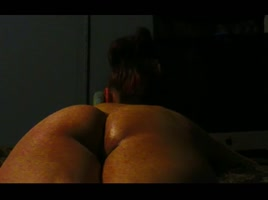 she luvs 2 show her ass off 4 u scene.1