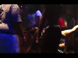 Twerking Ass Out AT Club Fusion