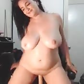 Dildo Ride & Fuck