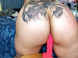 Tatted PAWG for dat Ass