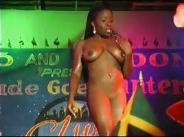 Pictures of the miss black nude contest