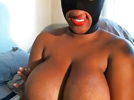 Masked Tits Play